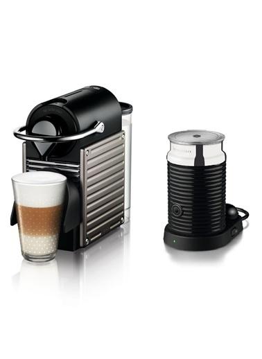 Nespresso C 65 Pixie Titan & Aero3 Kahve Mak. Siyah